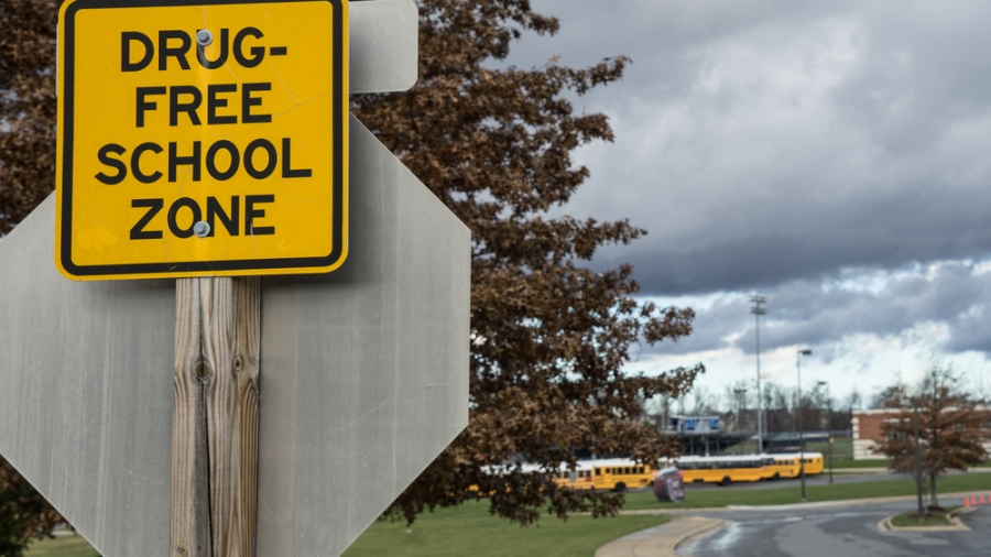 drug use in schools