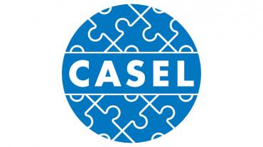 CASEL logo boxed