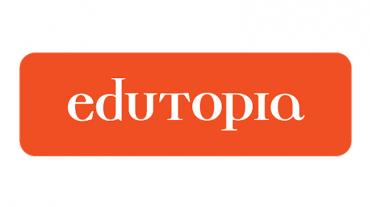 Edutopia logo boxed