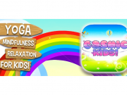 Cosmic Kids Yoga boxed