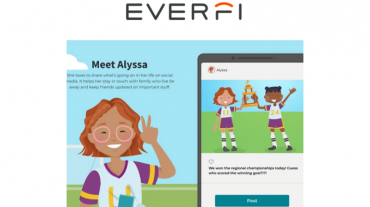 Everfi logo boxed