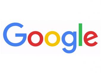 Google logo boxed