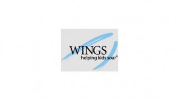 Wings logo boxed